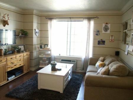 Luxurious Living Room | Cambridge Court