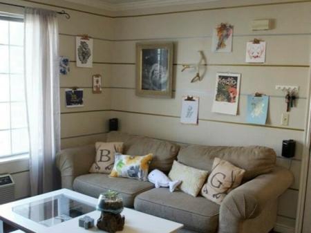 Elegant Living Area | Cambridge Court