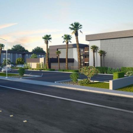 Luxury Apartments Near UNLV | The Point on Flamingo