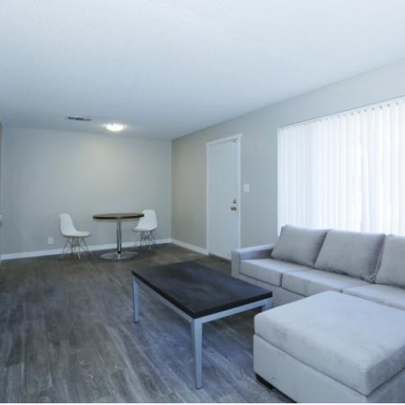 Luxurious Living Room | 2 Bedroom Apartments For Rent In Las Vegas | The Point on Flamingo
