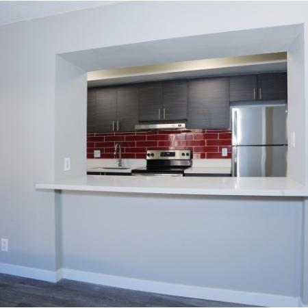 State-of-the-Art Kitchen | Unlv Off Campus Housing | The Point on Flamingo