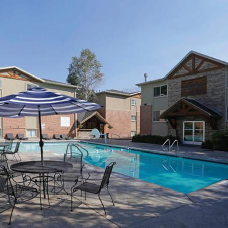 Community Amenities | Pool | BYU Student Apartments