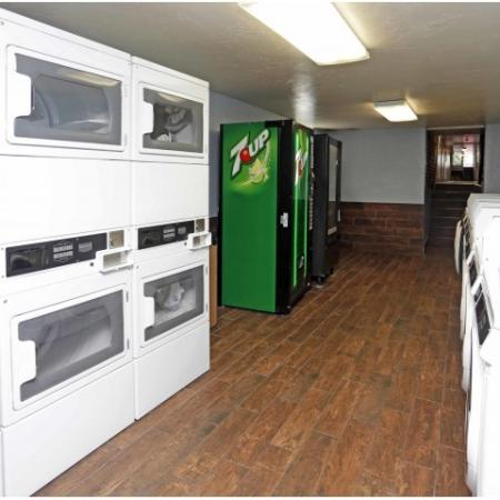 Resident Laundry Room | Byu Apartments In Provo | The Lodges at Glenwood