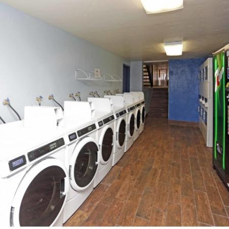 Community Laundry Room | Byu Housing Provo | The Lodges at Glenwood