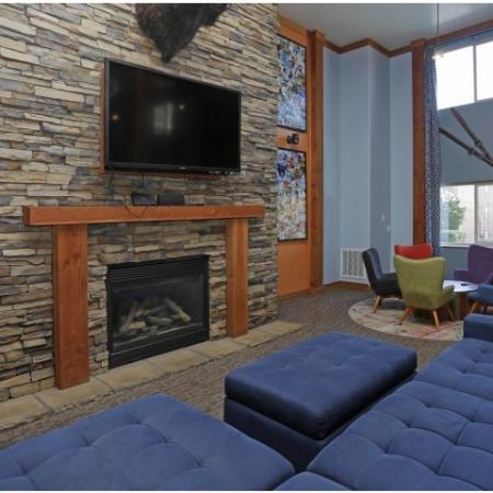 Spacious Resident Club House | Apartments Near Byu | The Lodges at Glenwood