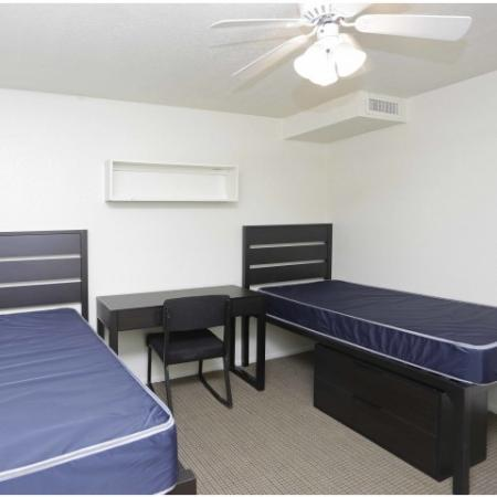 Elegant Bedroom | Byu Housing Provo | The Lodges at Glenwood