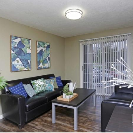 Elegant Living Area | Byu Off Campus Apartments | Raintree Commons
