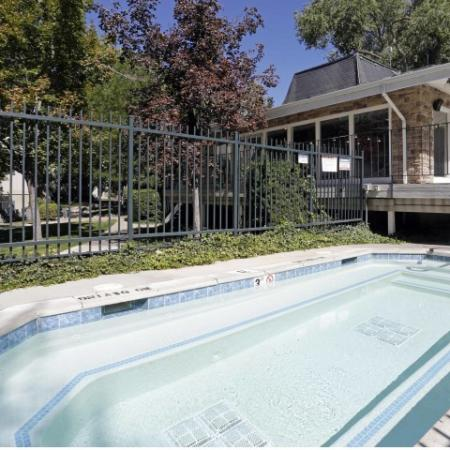 Swimming Pool | Byu Apartments In Provo | Raintree Commons