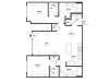 A 2D Drawing Of The B3G Floor Plan