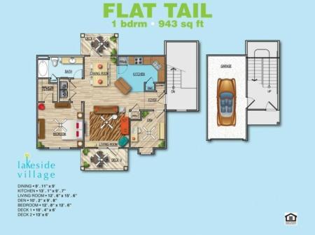 Flat Tail