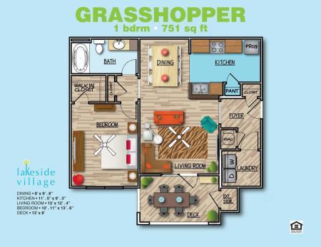 Grasshopper A