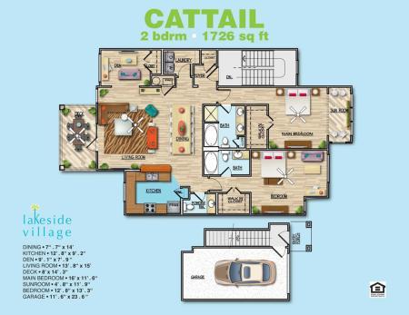 Cattail 2x2.5