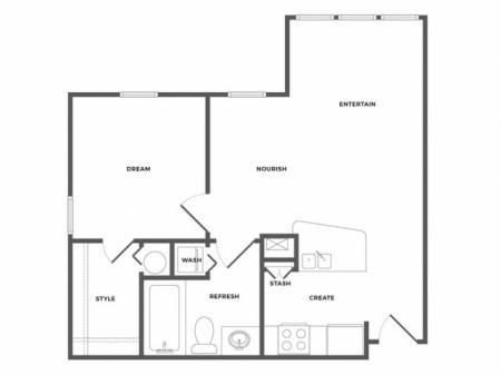 Belmar Floor Plan