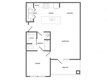Briarwood Floor Plan