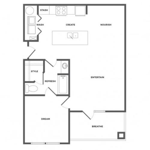 Briarwood Floor Plan