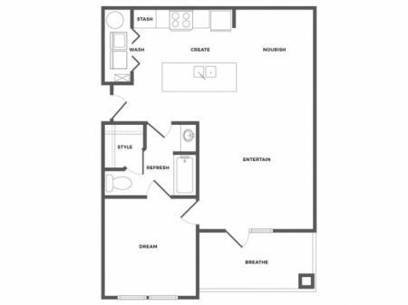 Briarwood Luxe Floor Plan