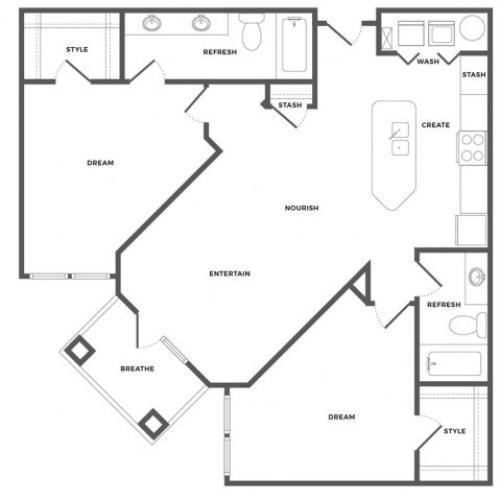 Coachman Floor Plan
