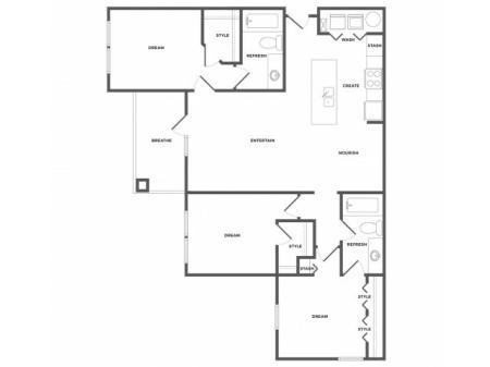 Duncan Floor Plan