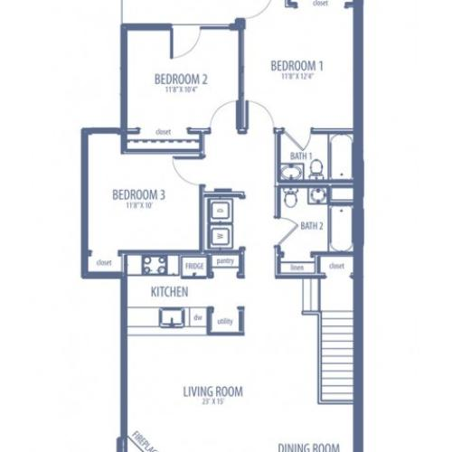 Lilac - C3 Floorplan