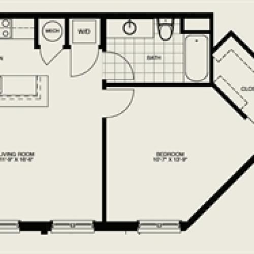 A8 Floor Plan