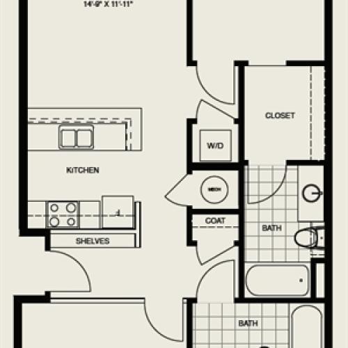 B11 Floor Plan