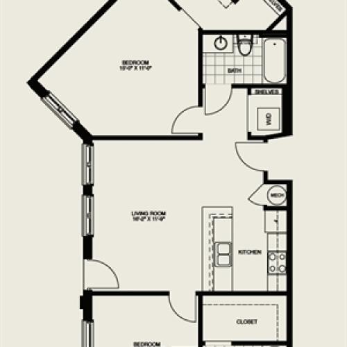 B16 Floor Plan