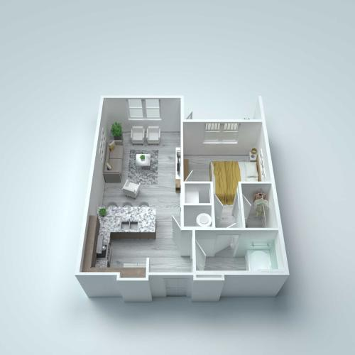 A1 Alt2 Floor Plan