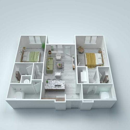 B1 Alt2 Floor Plan
