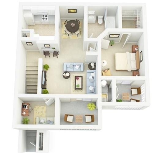 A4R Floor Plan