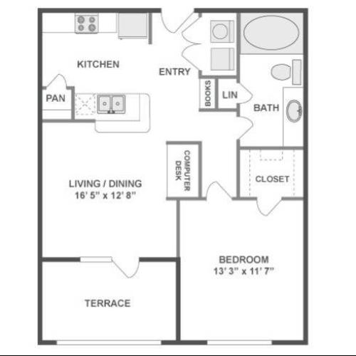 Fusion Floor Plan Image