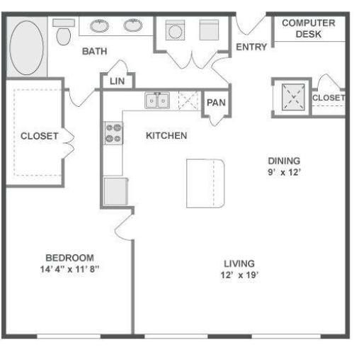 Beat Floor Plan Image