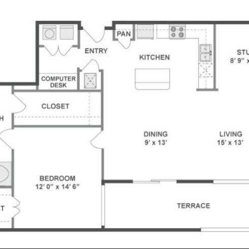 Tempo Floor Plan Image