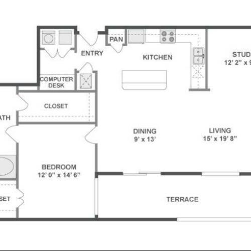 Swing Floor Plan Image
