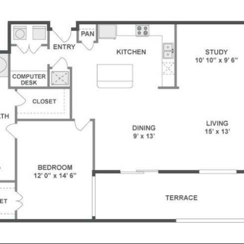 Surge Floor Plan Image