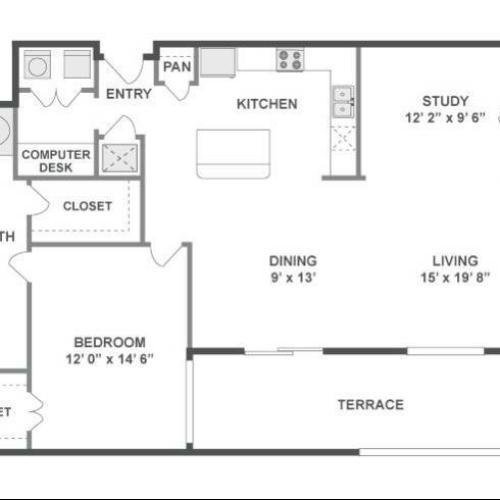 Verse Floor Plan Image