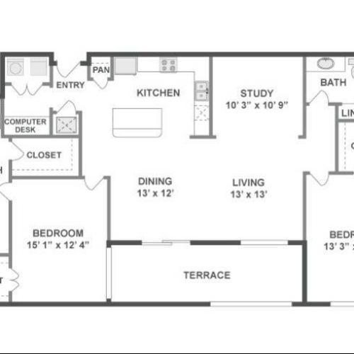 Flow Floor Plan Image