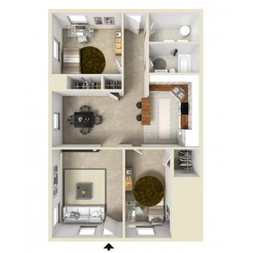 Glenn Avenue Apartments
