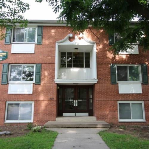 Prospect Avenue Apartments