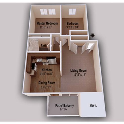 The Annabal Apartments