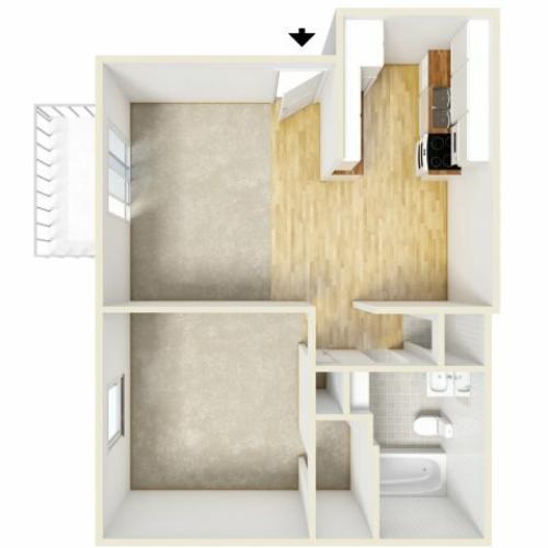 Floor Plan | Farmington Place 2