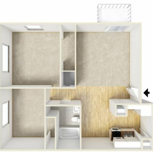 Floor Plan 2 | Farmington Place 2