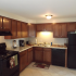 Kitchen at Havenwood Townhomes