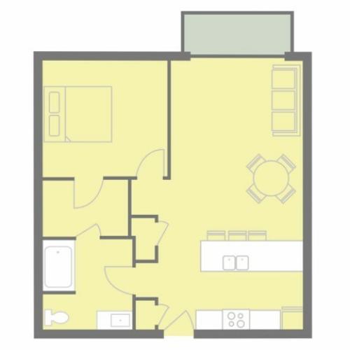 Sugar House Apartments by Urbana