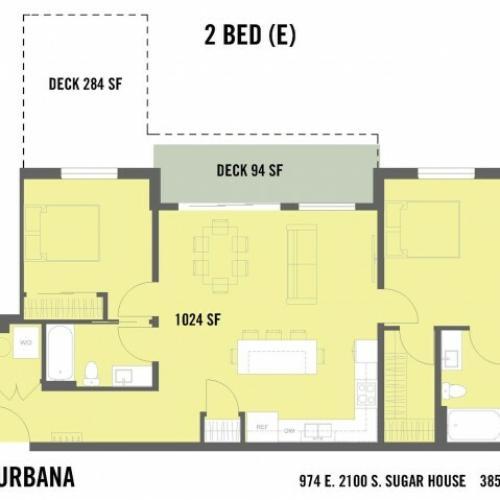 21 by Urbana